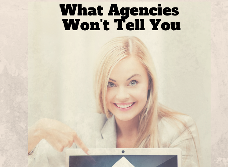 Our 8 Agency Secrets